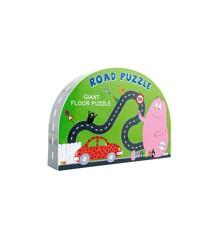 Barbo Toys - Puzzle - Barbapapa Road Puzzle (43 pcs)