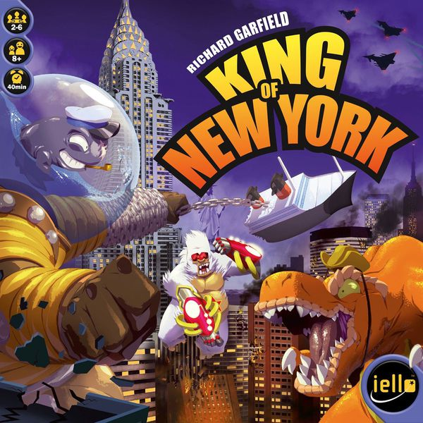King of New York (DK/NO)