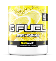 G Fuel - Lemonade Tub - 40 Servings