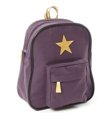 Smallstuff - Little Backpack w. Leather Star
