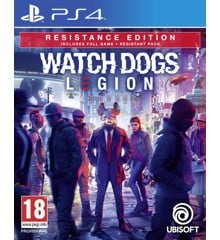 Watch Dogs: Legion (Resistance Edition Day 1)