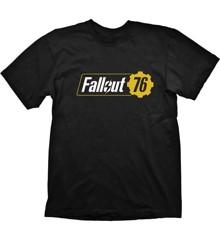 "Fallout  T-Shirt ""76 Logo"" L"