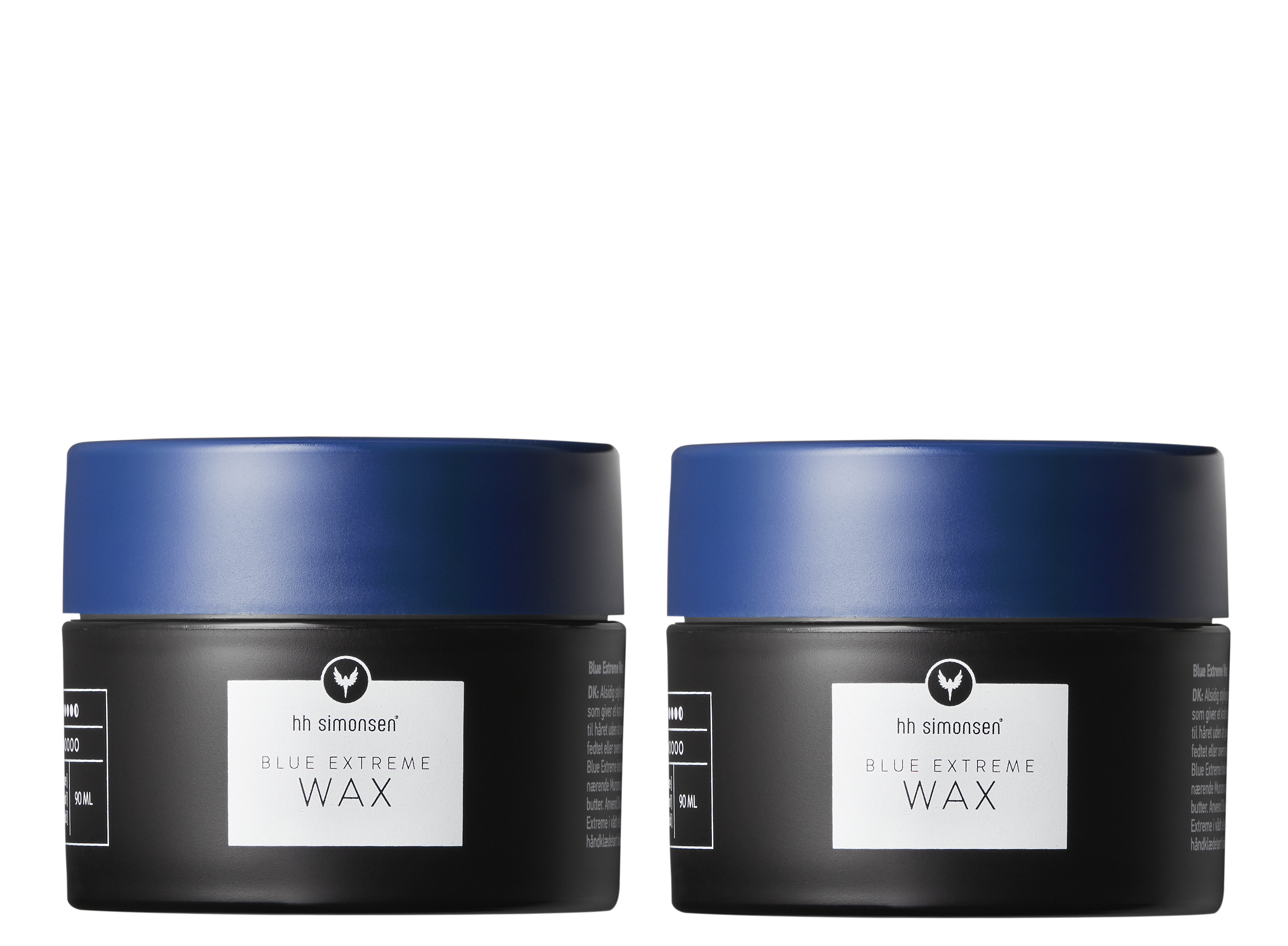 HH Simonsen - 2 x  Blue Extreme Wax 90 ml