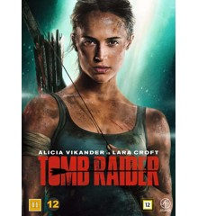 Tomb Raider (Alicia Vikander) - DVD