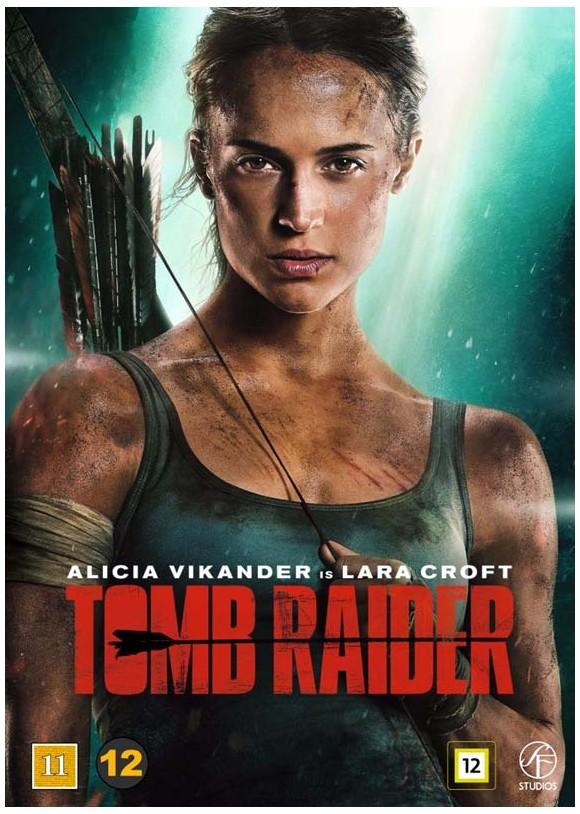 Tomb Raider (Alicia Vikander) - DVD