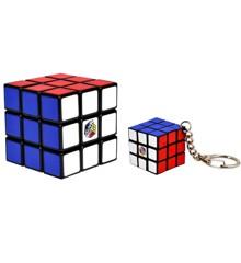 Rubiks Classic  - 3x3 + 3x3 Keyring (RUB77202)