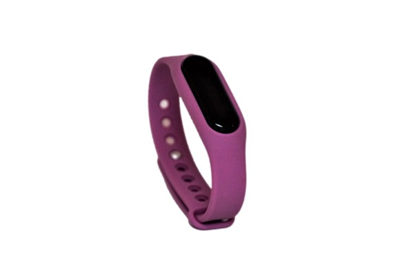 Go-tcha Wristband Purple Strap