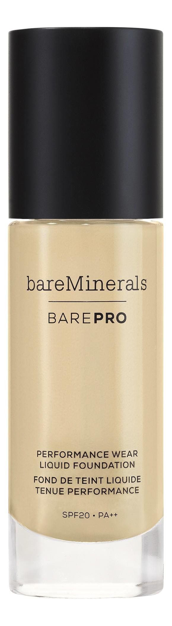 bareMinerals - Barepro Performance Wear Liquid Foundation - Aspen 04