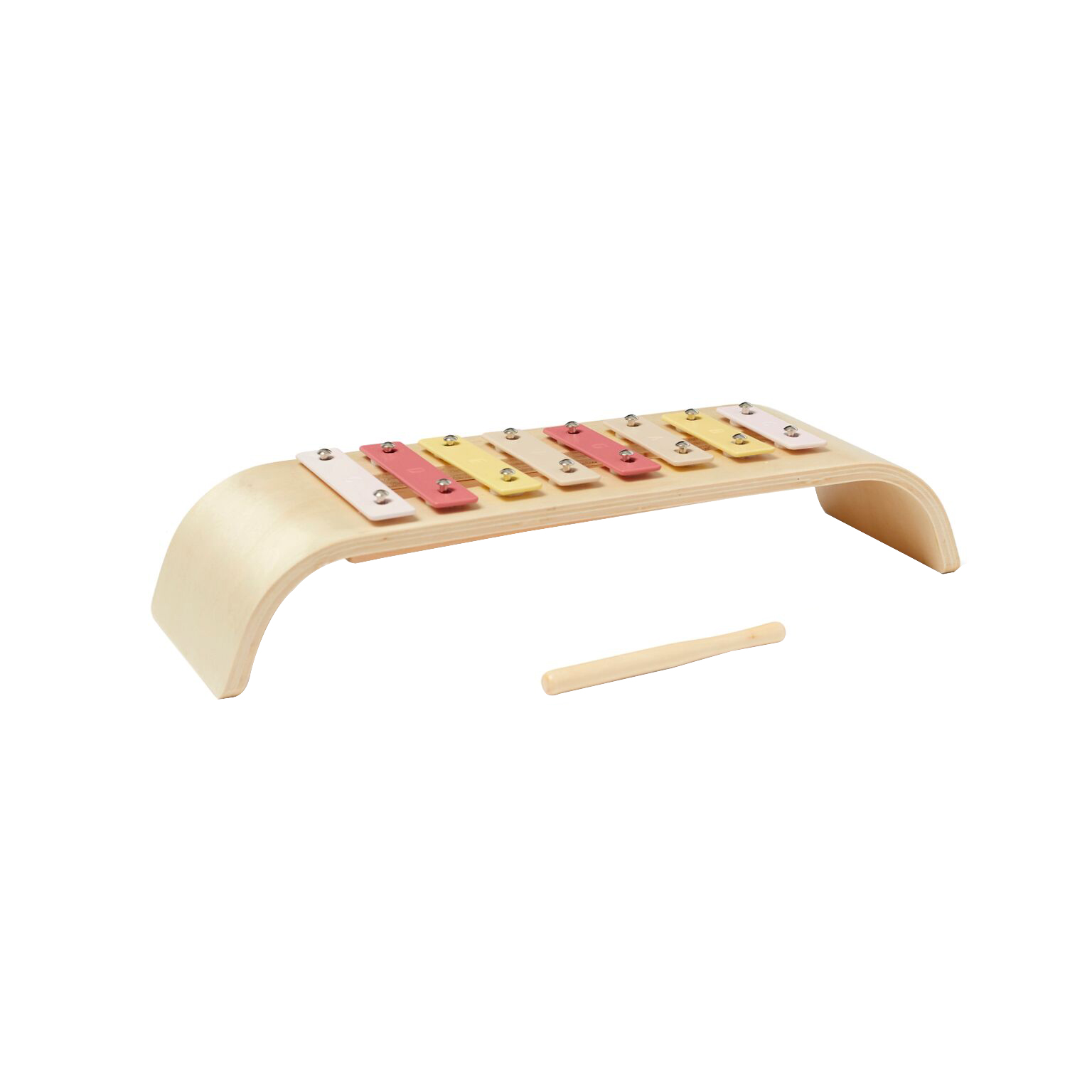 Kids Concept - Xylophone - Multi Pink (1000431)