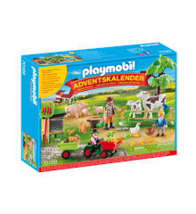 Playmobil - Advent Calendar - Farm (70189)
