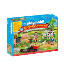 Playmobil - Adventskalender - På gården (70189)