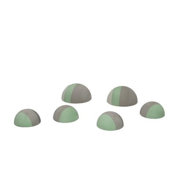 bObles - Step Stones - Grey - NEW
