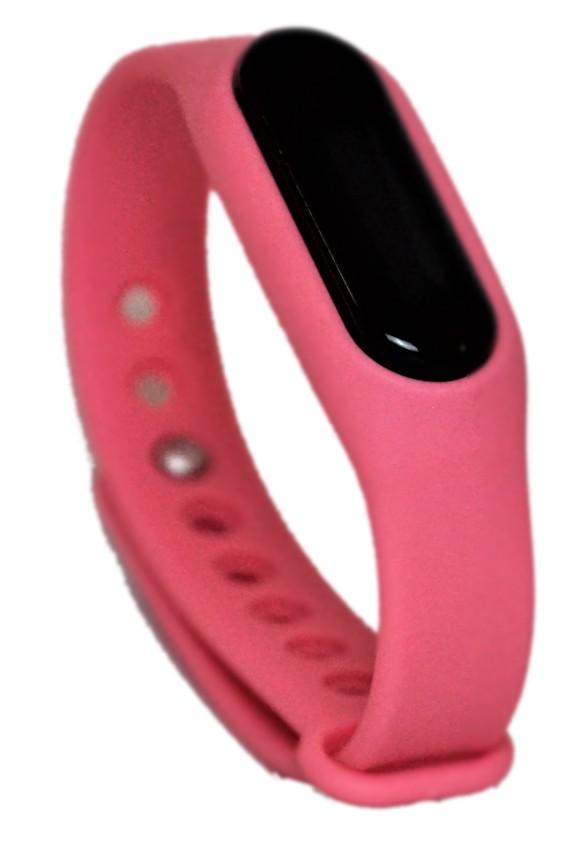 Go-tcha Wristband Pink Strap