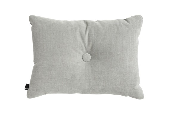 HAY - Dot Cushion Tint 60 x 45 cm - Grey (507394)