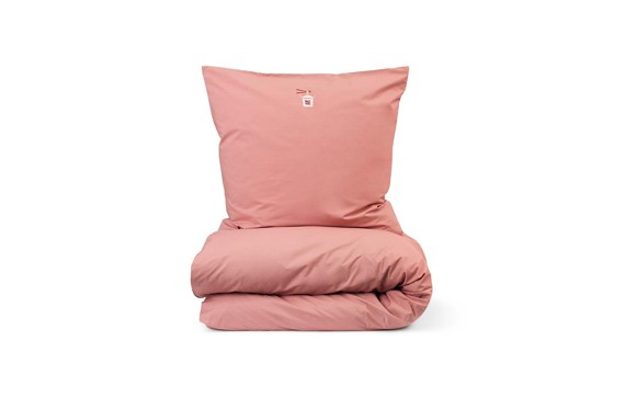 Normann Copenhagen - ​Snooze Bedding 140 x 200 cm - Happy Hangover Coral (310505)