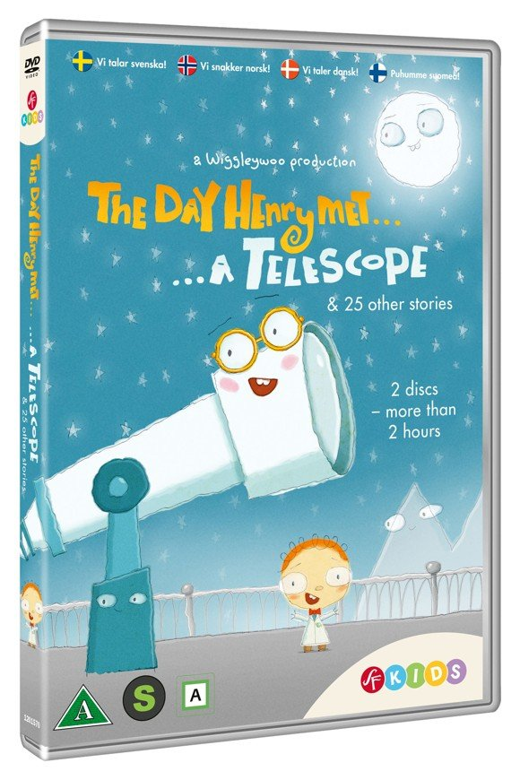 Day Henry Met, The . A Telescope & 25 Other Stories 2 - DVD
