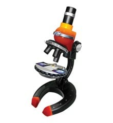 Alga - HD Mikroskop, 100/250/500x