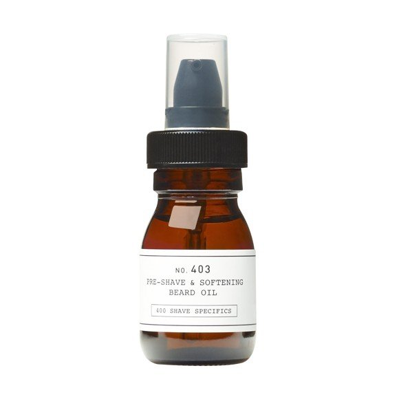Depot - No. 403 Pre-Shave & Softening Beard Oil 30 ml