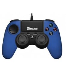 Playstation 4 Wired Play Controller (Blue)