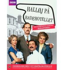 Halløj på Badehotellet - DVD