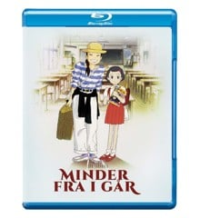 Only Yesterday (Blu-Ray)