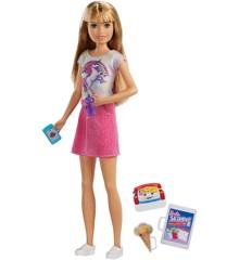 Barbie - Babysitter Skipper - Enhjørning trøje