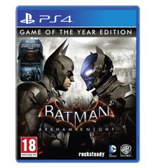 Batman: Arkham Knight (Game of the Year Edition)