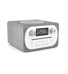Pure - Evoke C-D4 BT DAB+ Radio Grey