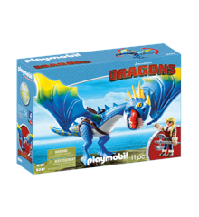 Playmobil - Dragons - Astrid & Stormfly (9247)