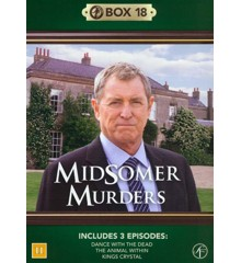 Midsomer Murders - Box 18 - DVD