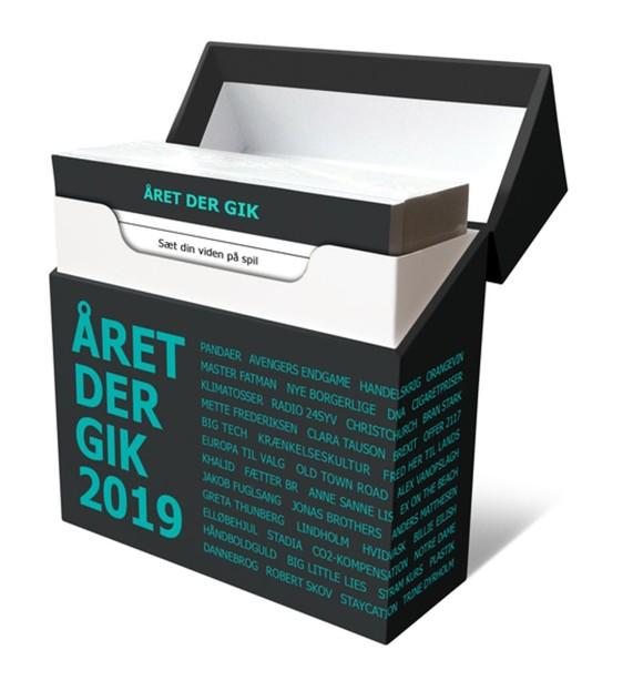 Bezzerwizzer - Året Der Gik 2019 (BEZ1061DK)