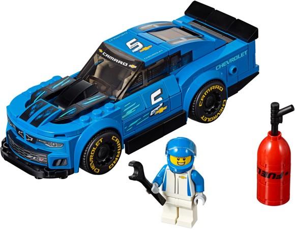 LEGO Speed Champions  - Chevrolet Camaro ZL1-racerbil (75891)