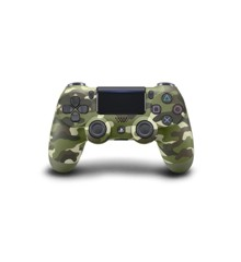 Neuer Sony Dualshock 4 Controller v2 - Camo Grün