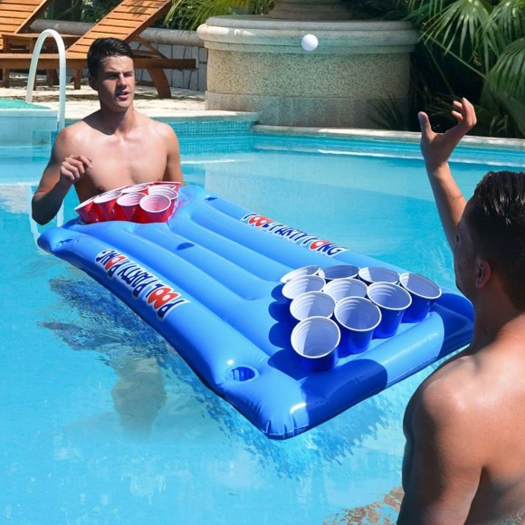 Inflatable Beer Pong Float (04101)