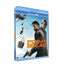 Point Break (3D Blu-Ray)