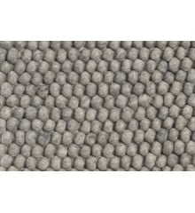 HAY - Peas Carpet 80 x 140 cm - Medium Grey (501176)