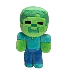 Minecraft - 20 cm Bamse - Baby Zombie