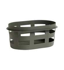 HAY - Laundry Basket Small - Army (505951)