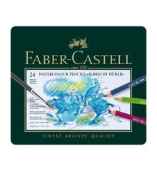 Faber-Castell - Watercolour pencil Albrecht Dürer tin of 24 (117524)