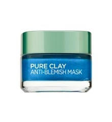 L'Oréal - Pure Clay Blue Anti Blemish Mask