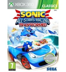 Sonic and All Stars Racing Transformed (XONE/X360)