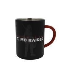 Tomb Raider Steel Mug