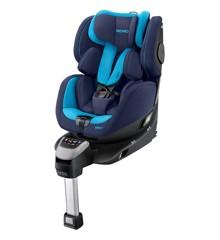 Recaro - Zero.1 i-size Car Seat incl Base (0-18 kg) - Xenon Blue