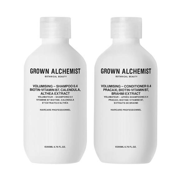 Grown Alchemist - Volumising Haircare Twinset 2x200 ml
