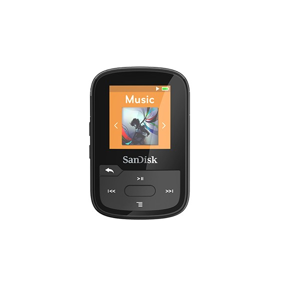Sandisk SDMX28-016G-G46K MP3 16GB Black