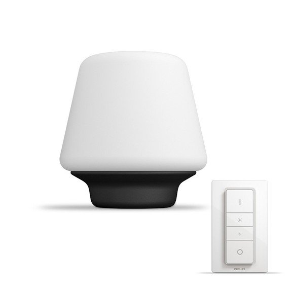 Philips Hue - Wellness Table Lamp (Include Remote) - White Ambiance