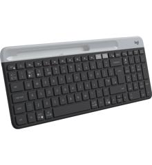 LOGITECH K580 Slim Multi-Device Wireless Keyboard GRAPHITE NORDIC