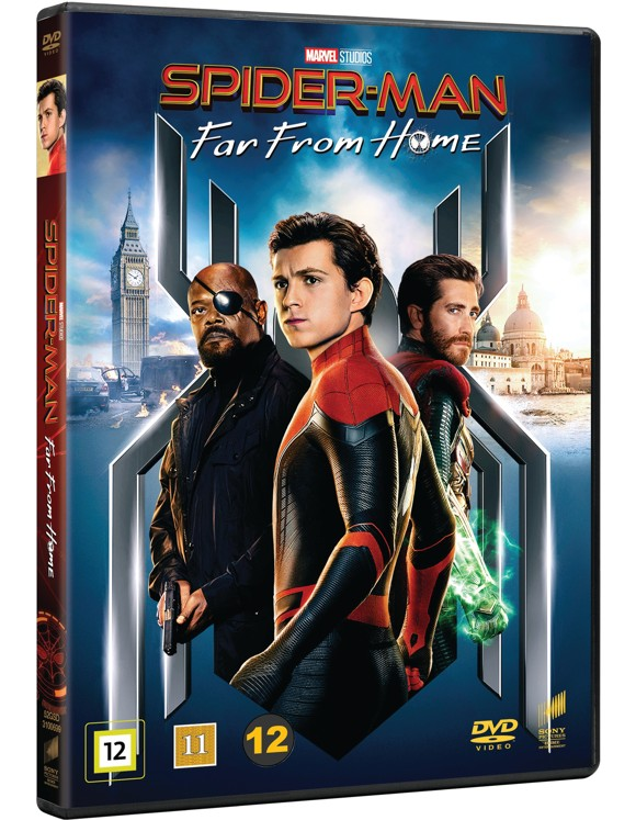 Spider-Man: Far From Home-  Dvd
