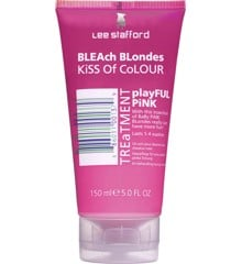 Lee Stafford - Kiss Of Colour Playful Pink Treatment 150 ml