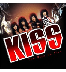 Kiss ‎– Best of Live - Vinyl